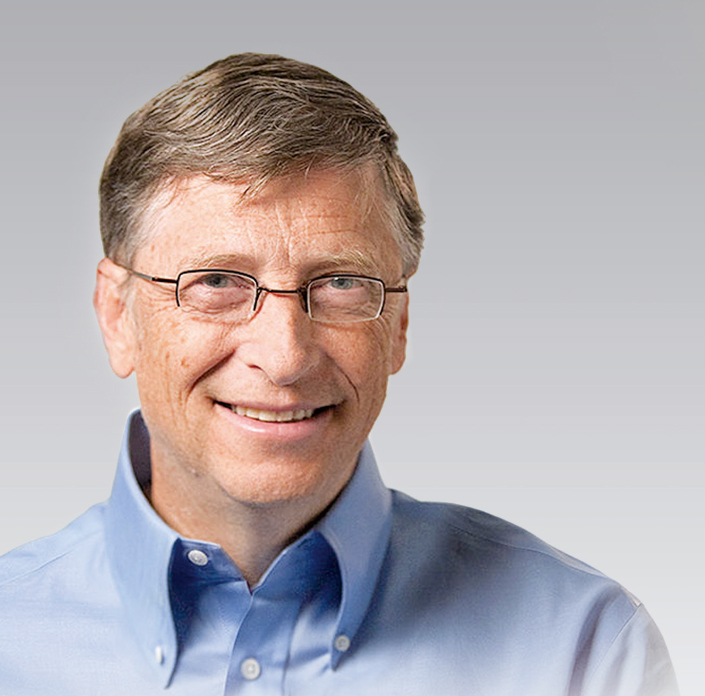 the humble beginnings of bill gates Microsoft: humble beginnings at the beginning of 1978, bill gates and paul allen began to question the company's future in albuquerque and in.